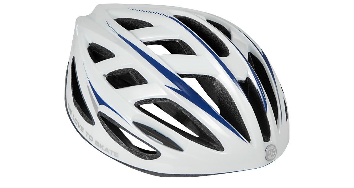 Image of   Powerslide Fitness Basic hjelm - Hvid