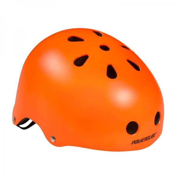 Image of   Powerslide Allround hjelm - Orange