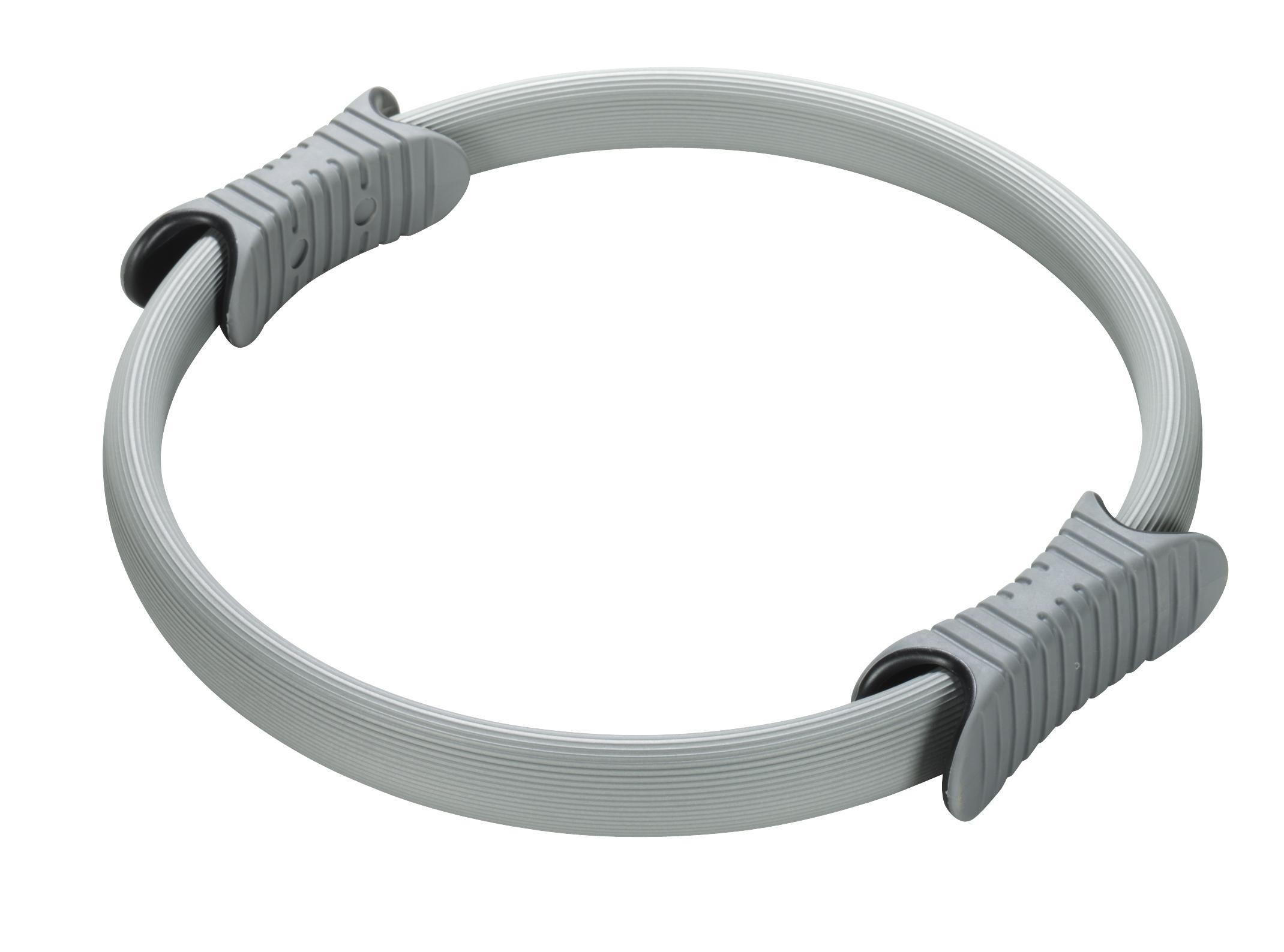 Trendy Sport Pilates Ring - Grey - 38 cm