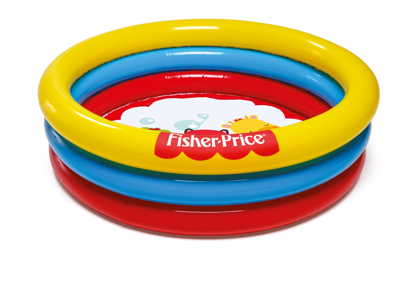 Image of   Bestway Fisher Price Round Børne Play Pool - 91 x 25 cm