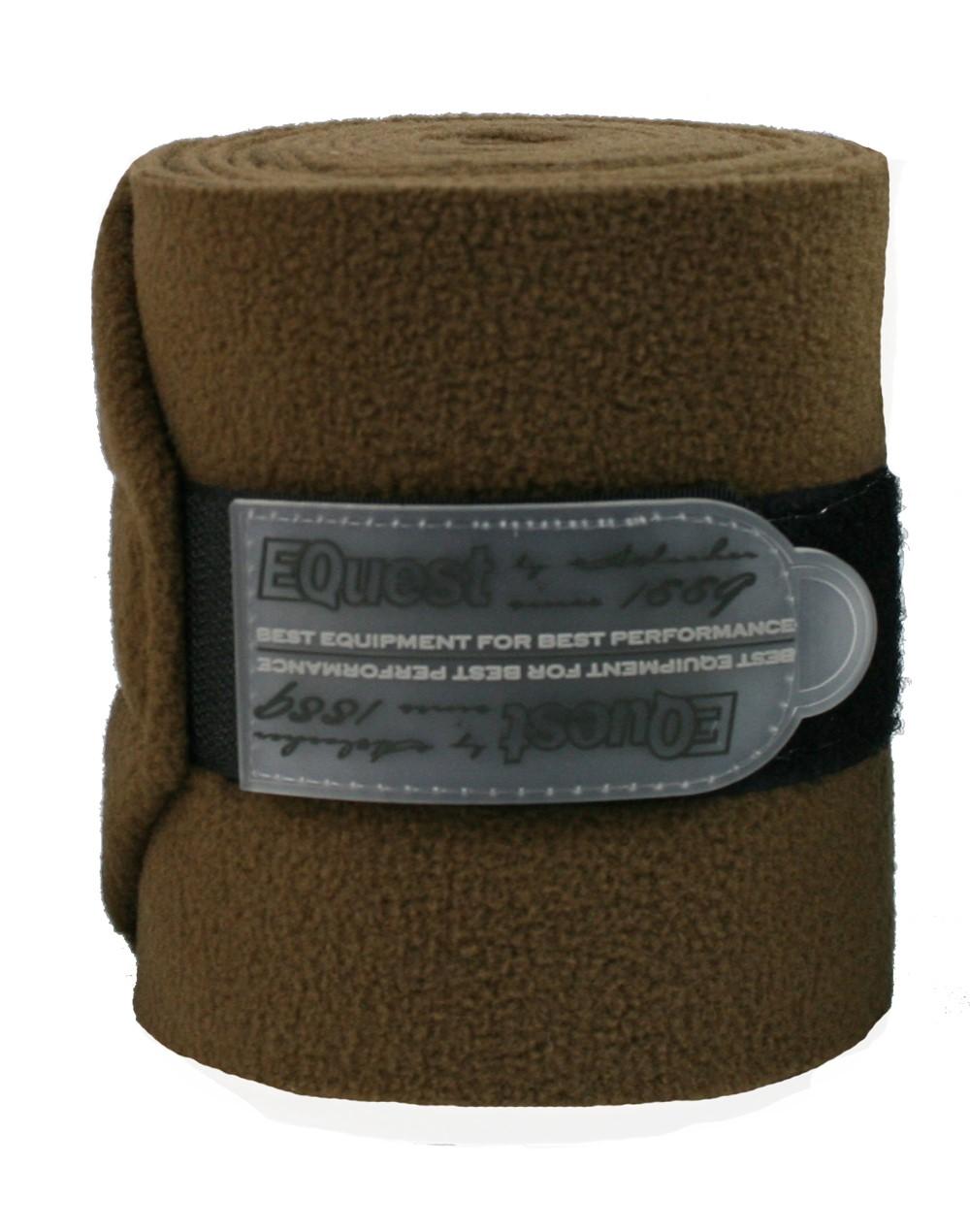 Image of   Equest Alpha Bandage Fleece - 3M - Cinnamon