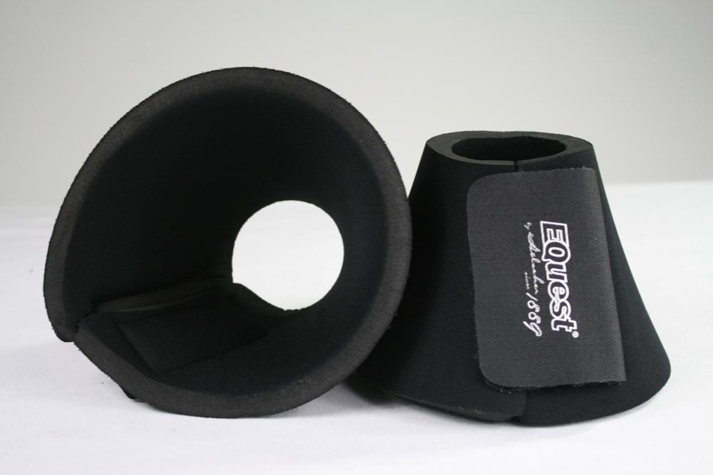 Image of   Equest Bell Boots Neopren - Sort - M