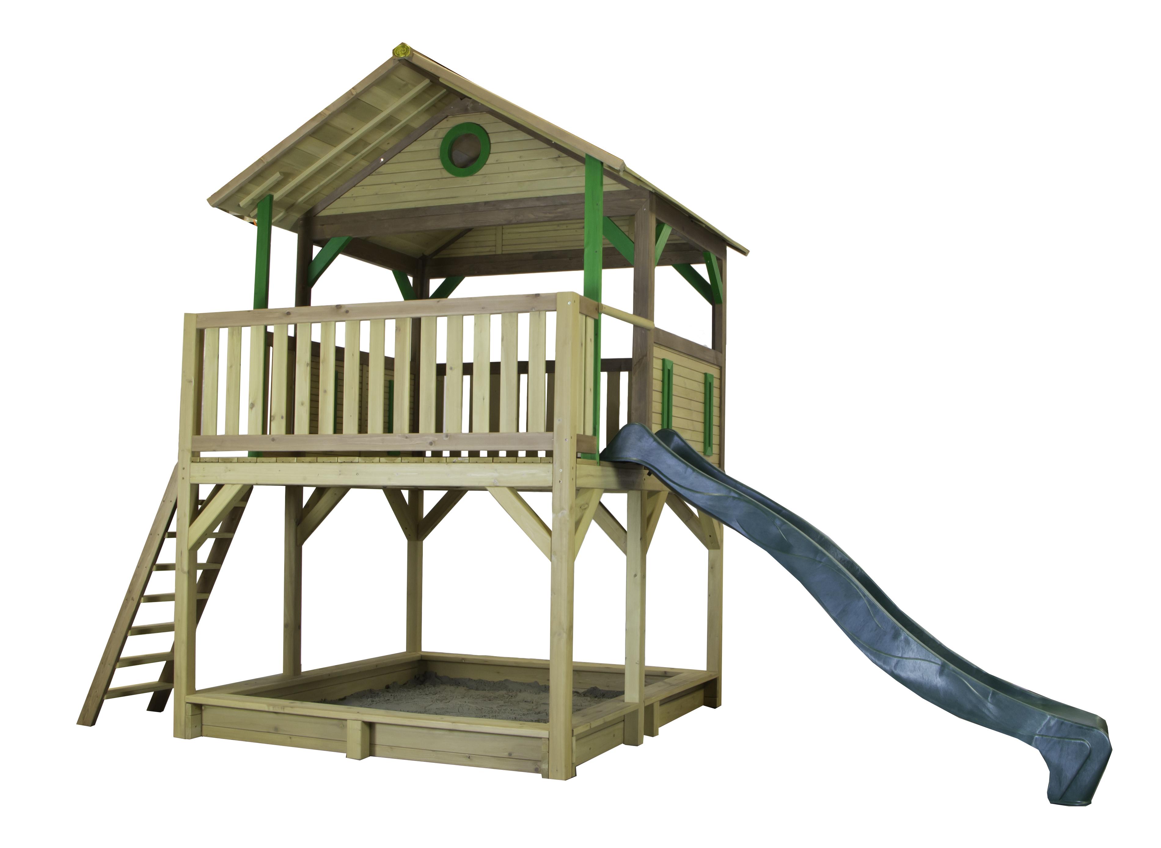 Image of   AXI Simba Playhouse