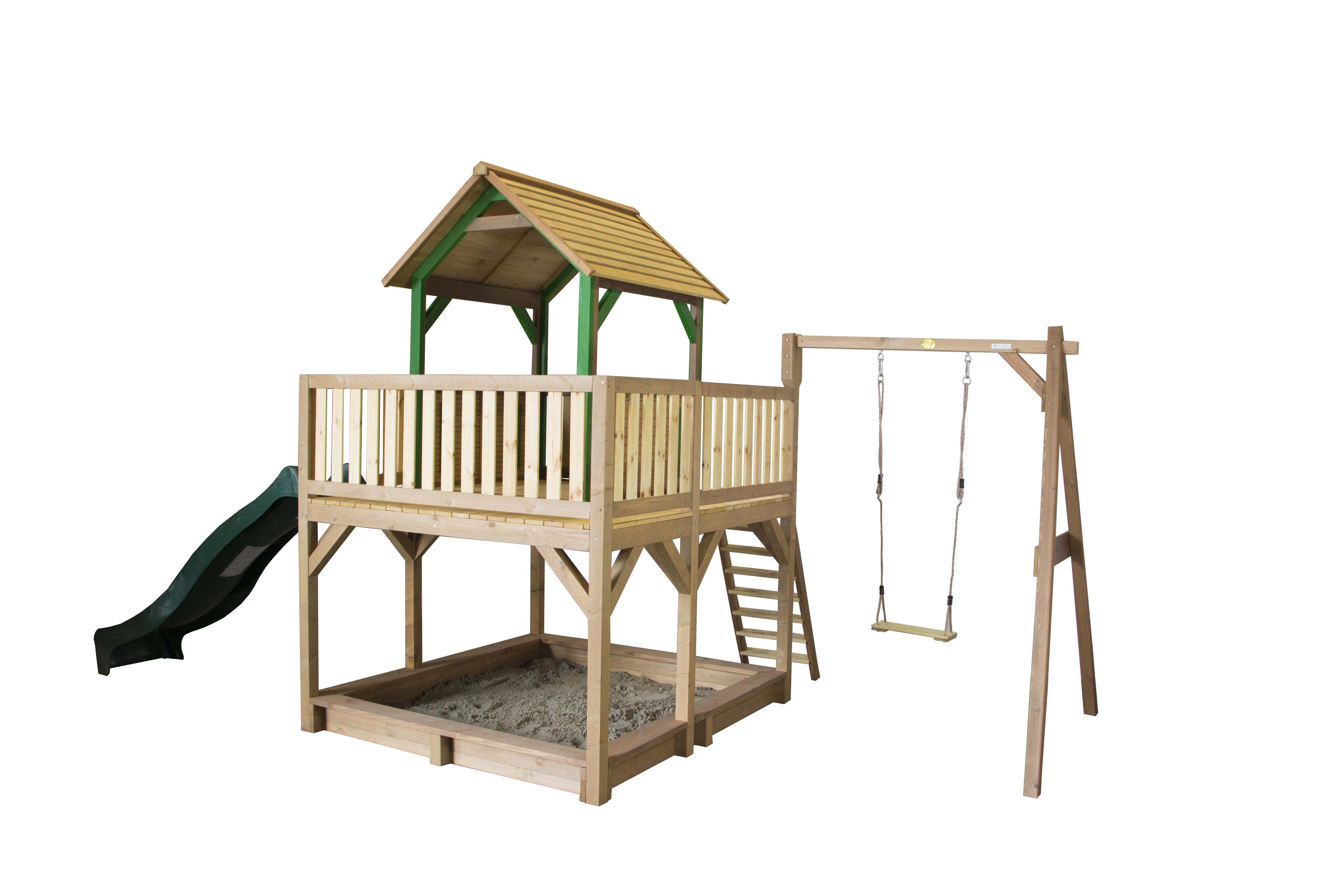 Image of   AXI Atka Playhouse og Swing