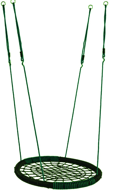 Image of   AXI Nest Swing - Green