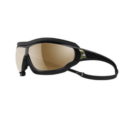 Image of   Adidas Eyewear Tycane Outdoor Solbriller Black Shiny / Bluelightfilter_L