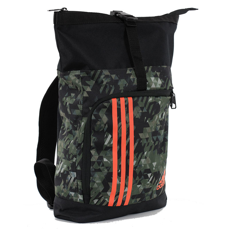 Image of   Adidas Training Military Sports Bag - Camouflage_S