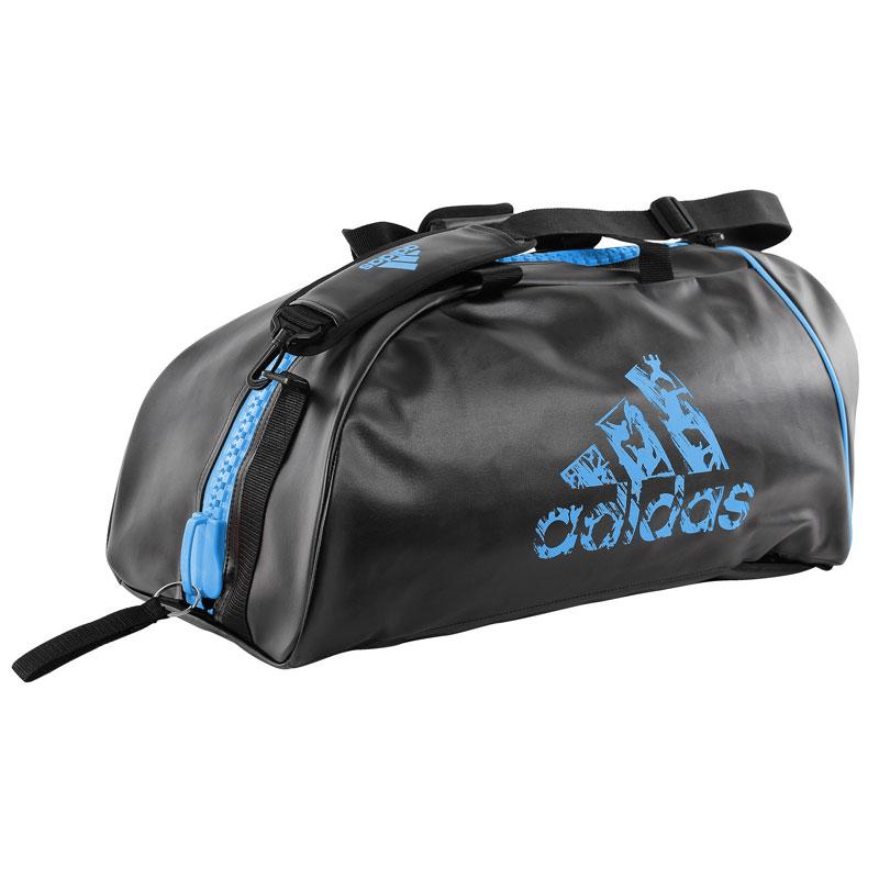 Image of   Adidas Super Boxing Sports Taske - Sort / Blue_L