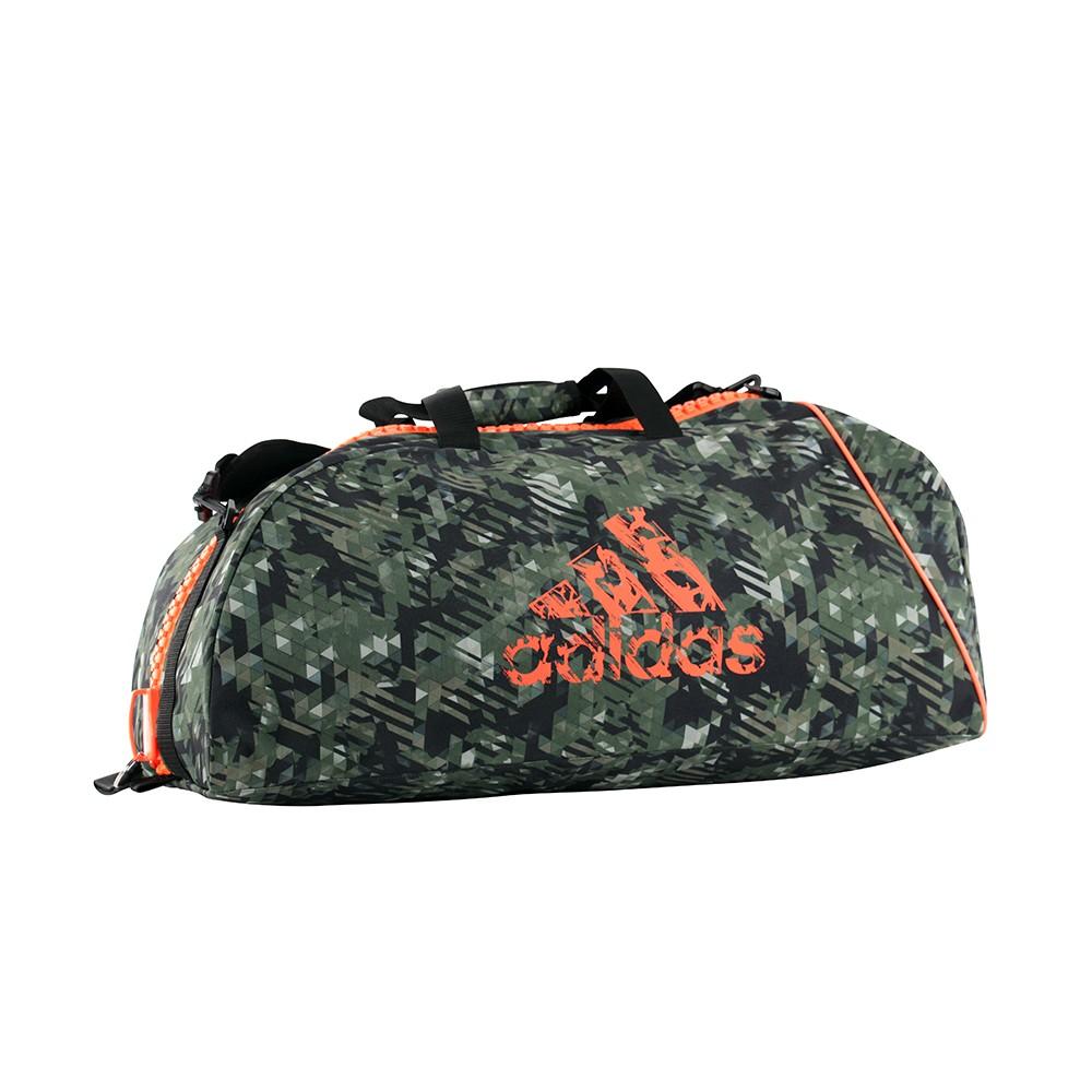 Image of   Adidas Super Sports Taske - 62 x 31 x 31 cm - Camo