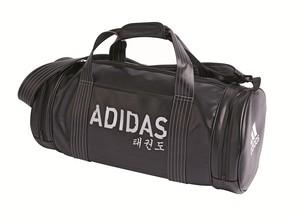 Image of   Adidas Round Taekwondo Sports taske - 50 x 32 cm - Sort
