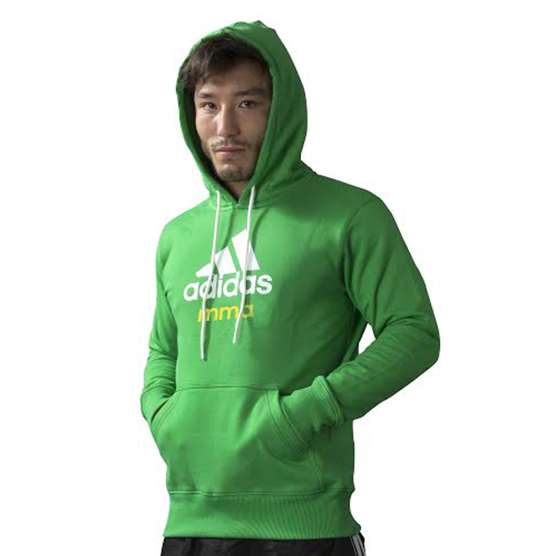 Image of   Adidas Community Hoodie - Mænd - Green_M