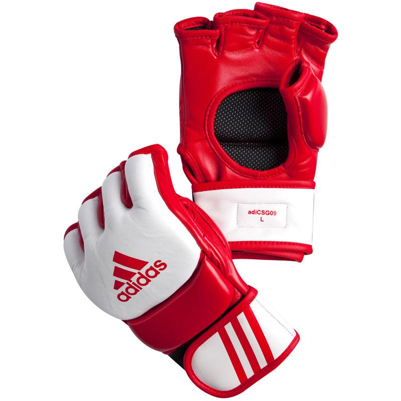 adidas MMA Competition - Handschoenen - XL - Rood