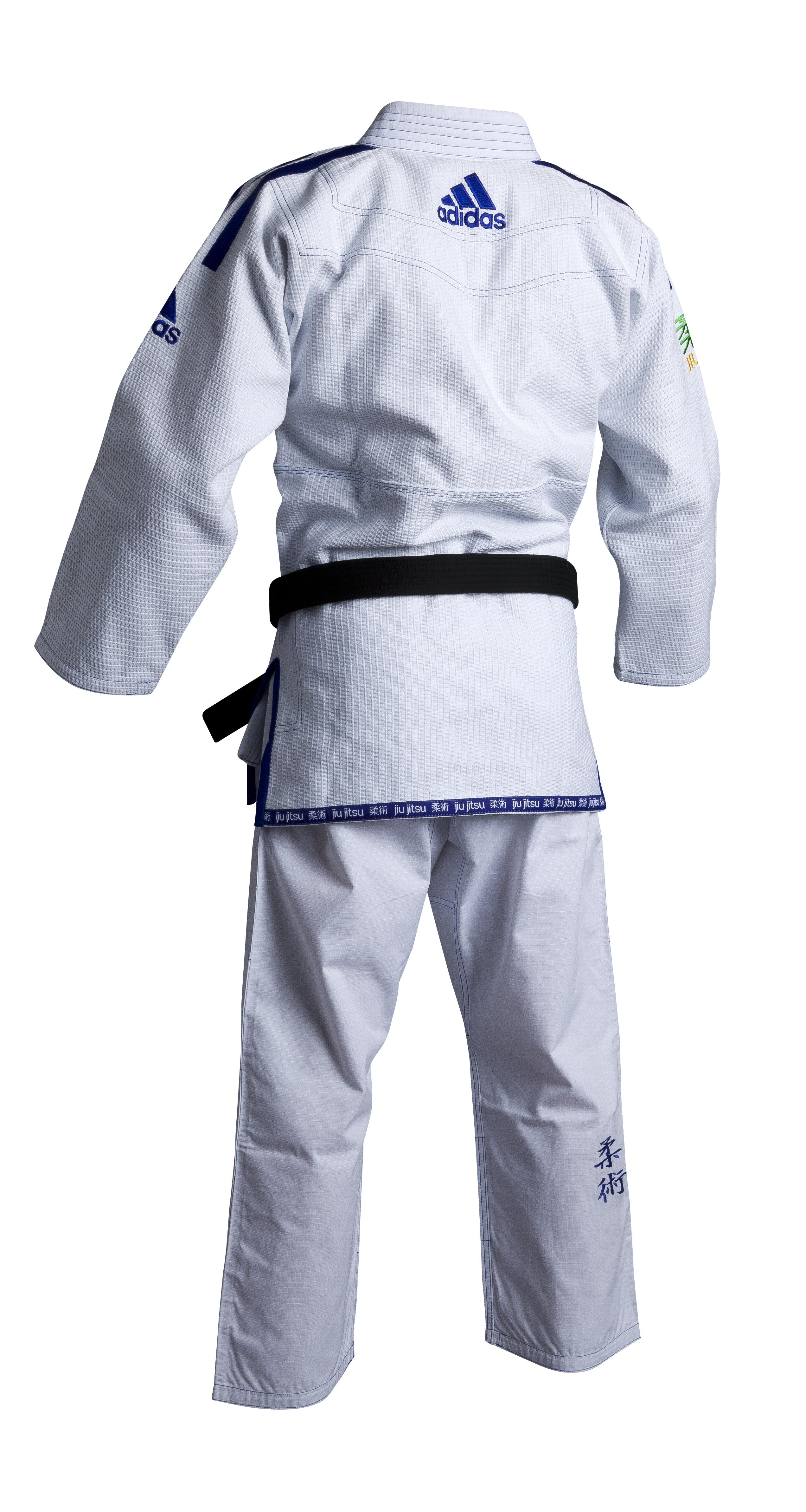 Image of   Adidas Brazilian Jiujitsu Suit - Hvid - 200