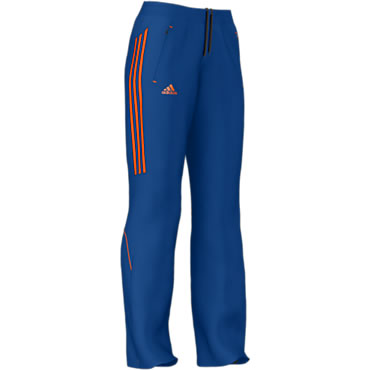 Image of   Adidas Team Nederland Broek - Kvinder - Orange / Blå