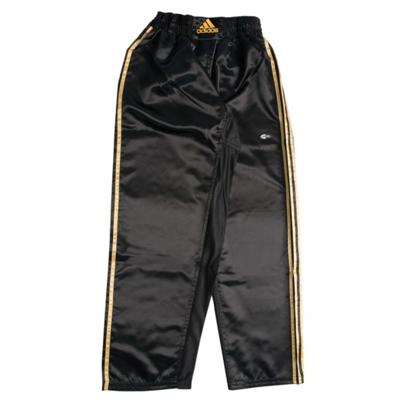 Adidas Kick Boxing Pants Climacool Black-Gold