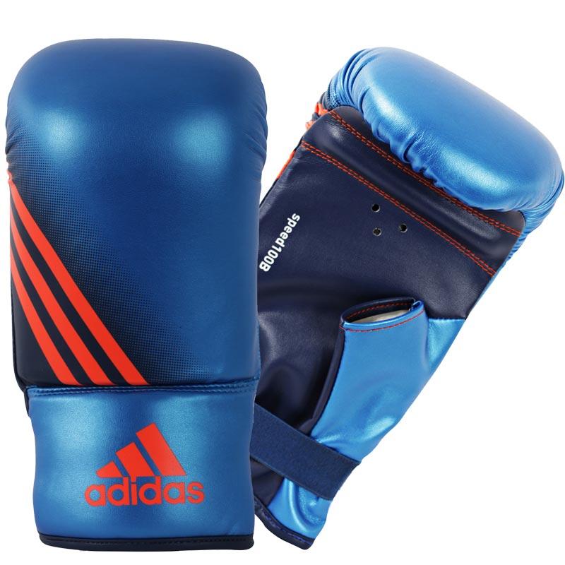 Adidas Speed 100 Boxing Bag - Blue_L / XL