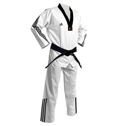 Image of   Adi das Adi -Flex III Taekwondo pakke - Black krave