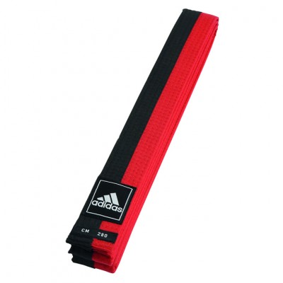 Adidas Poom Belt - 240 cm - Red / Black