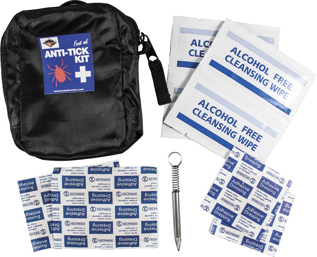 Image of   Bushcraft Anti-Tick Kit