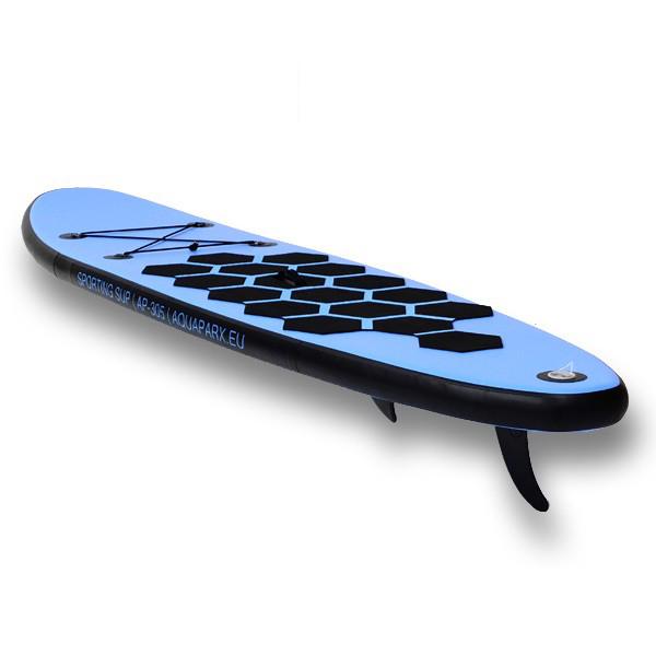 Image of   Aquaparx SUP 305 Stand Up Paddle Board - Blå