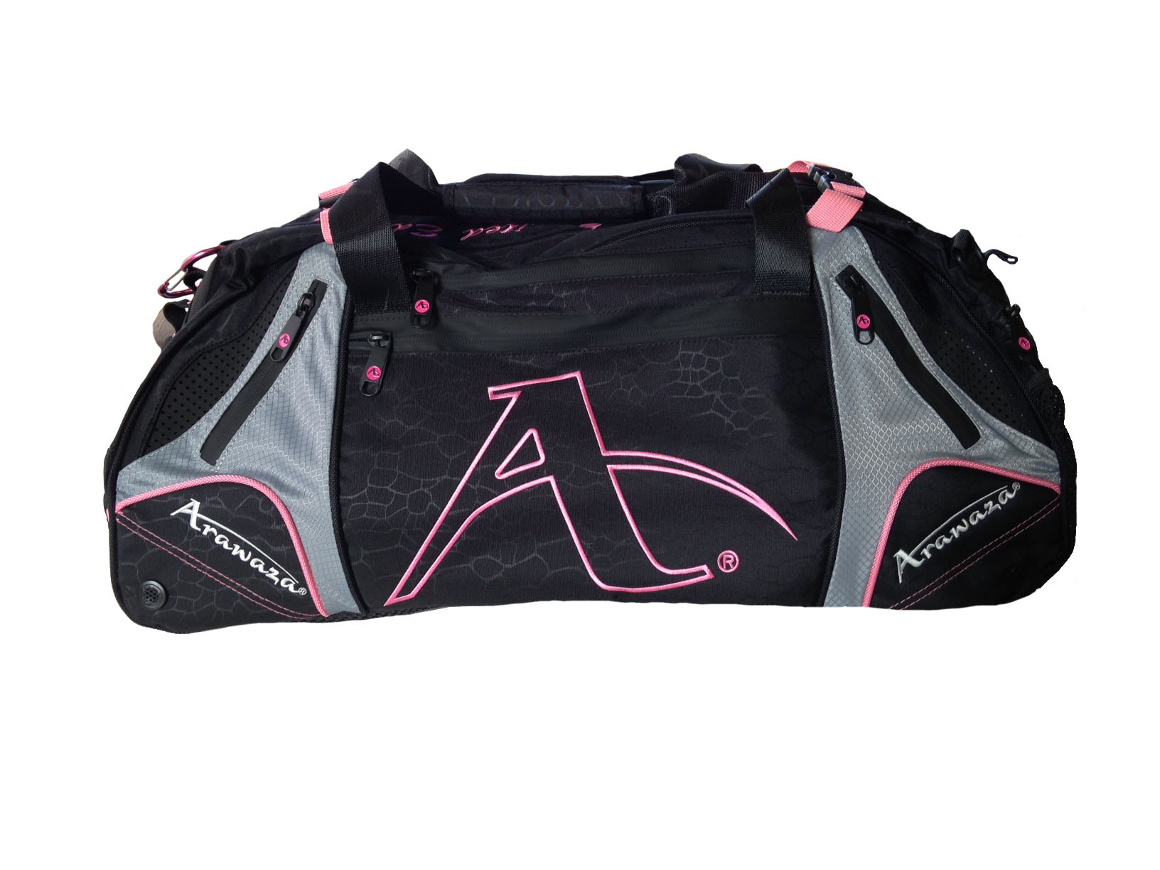 Image of   Arawaza Multi Functional Sports Bag - 70 x 40 x 35 cm - Pink