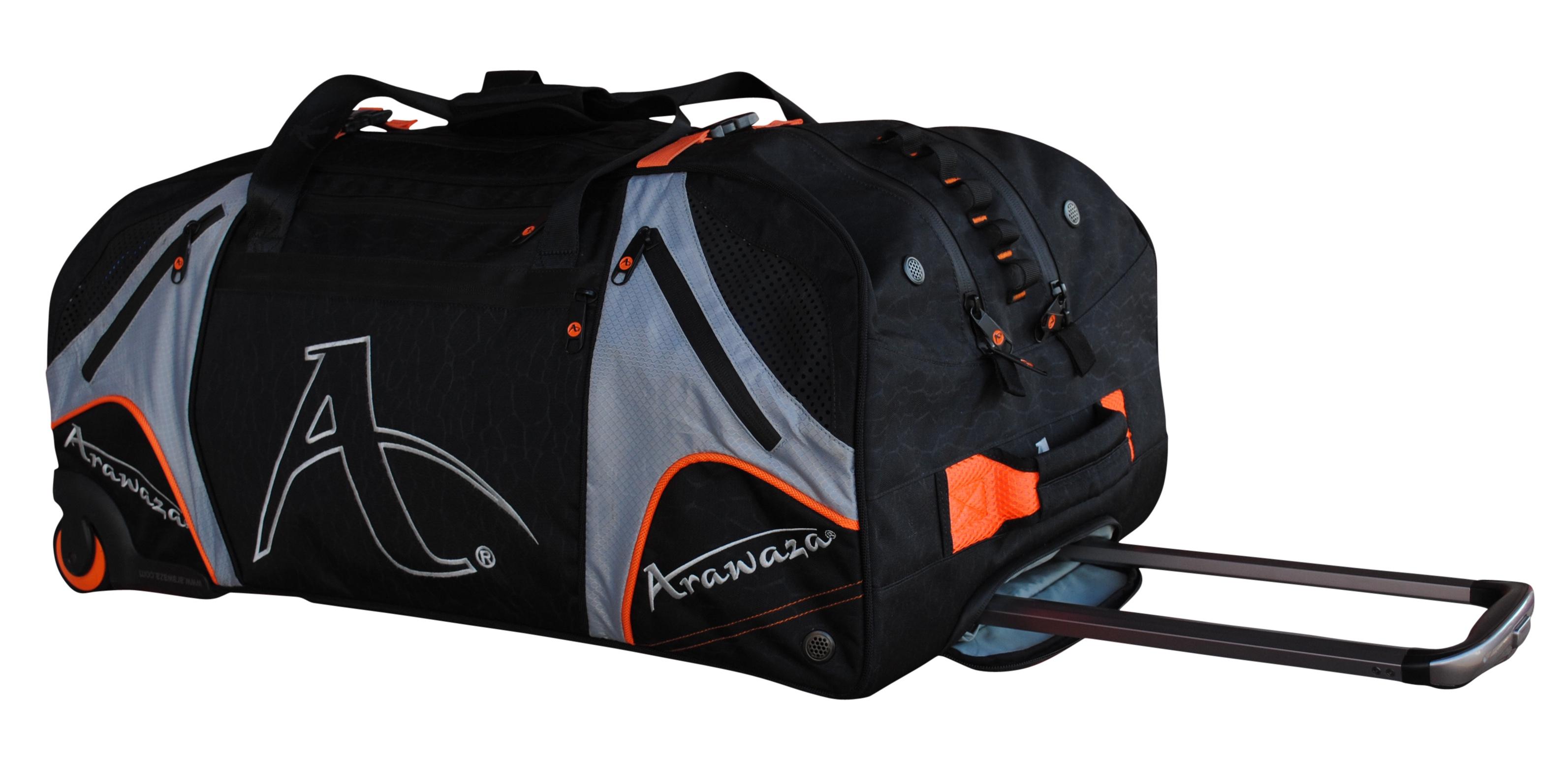Image of   Arawaza Multi Functional Trolley - 85 x 43 x 40 cm - orange