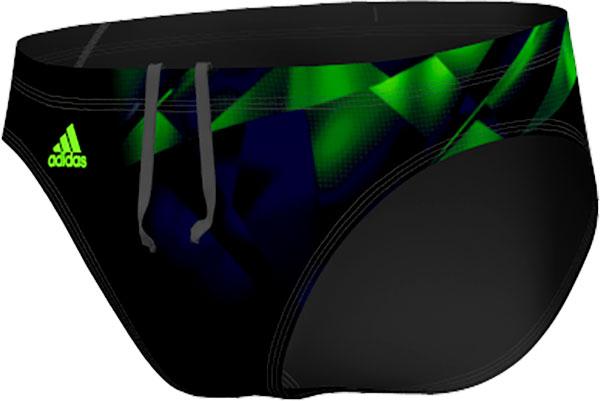 adidas Infinitex+ Zwembroek, Zwart, 26, Male, Zwemmen