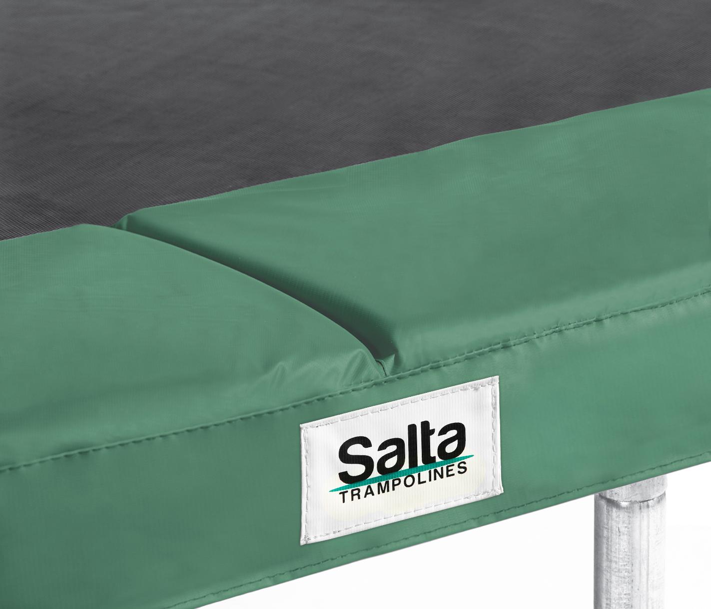 Image of   Salta rektangel Safety Pad 5 x 7 ft - Green