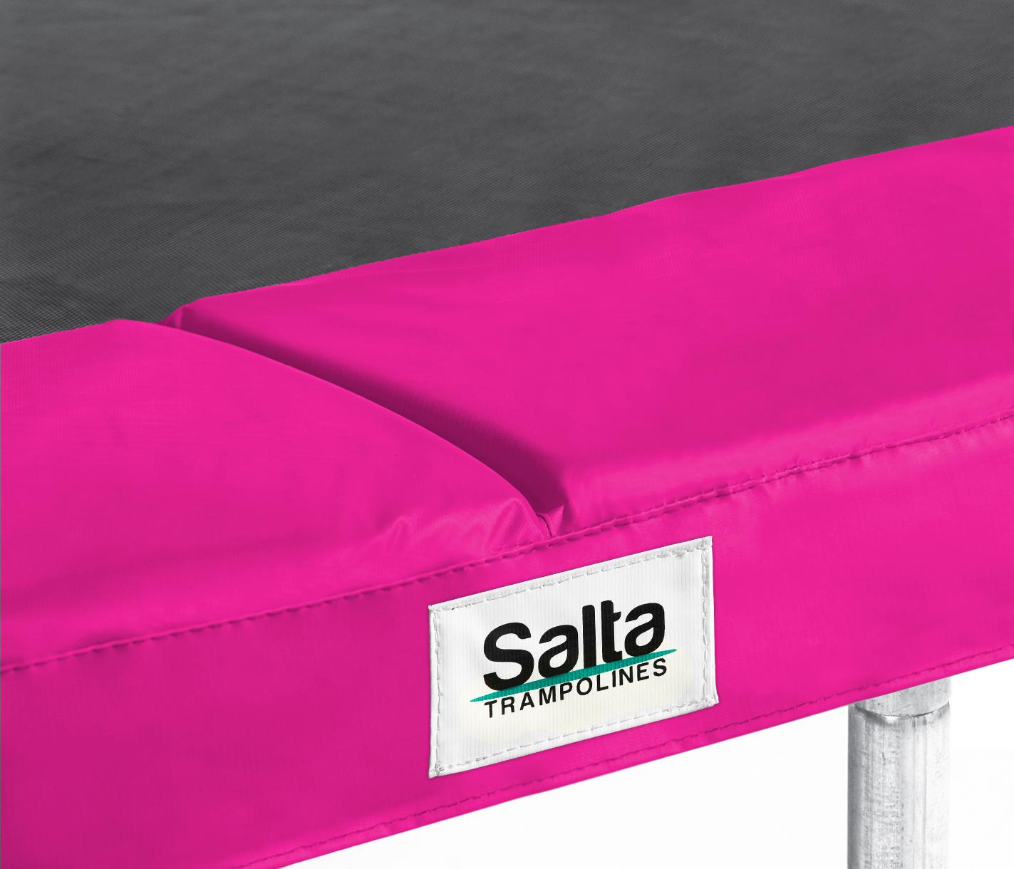 Image of   Salta rektangel Safety Pad 5 x 7 ft - Pink