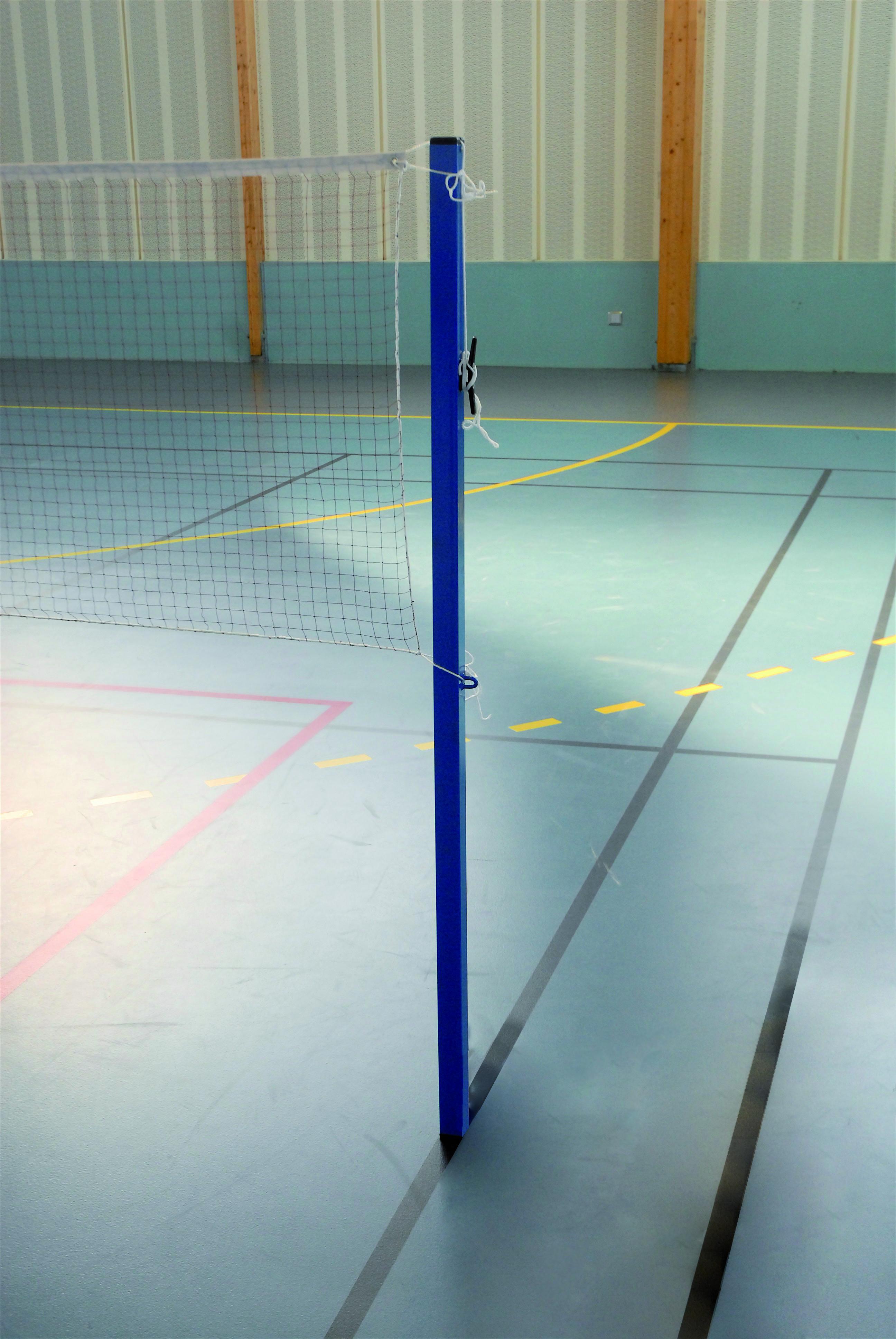 Image of   Badminton Training Central Net post med Socket