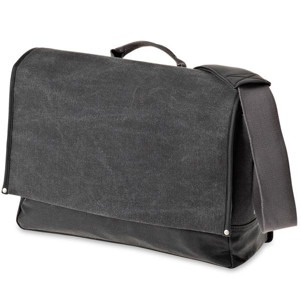 Basil Urban Fold - Fietstas / Messenger Bag - Zwart