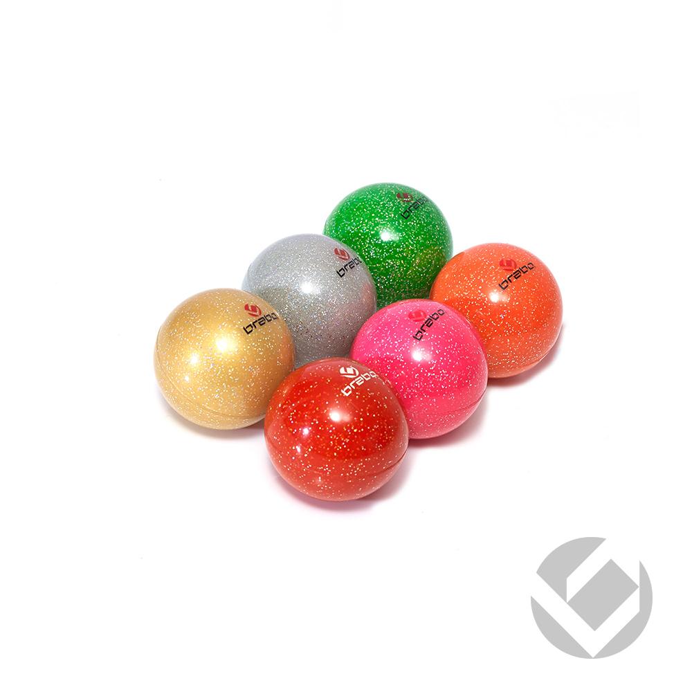 Image of   Brabo Balls Smooth Glitter