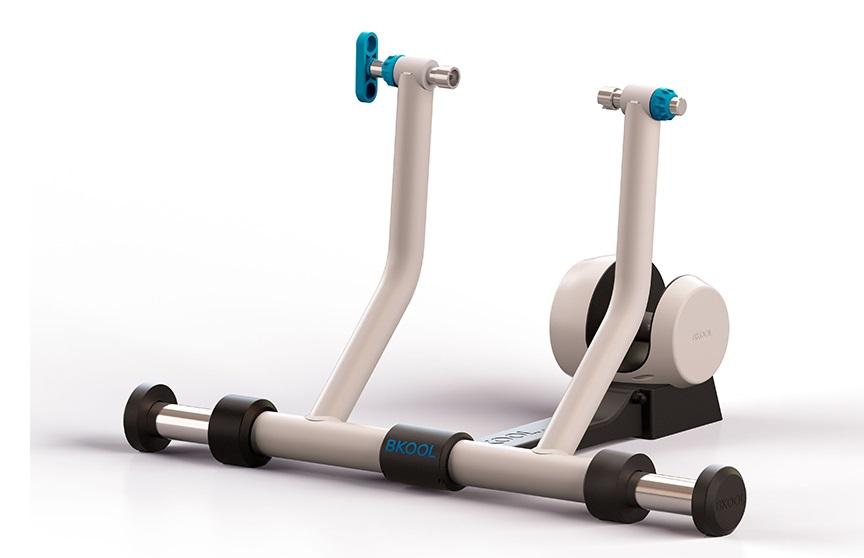 Bkool Smart Trainer Go - White / Blue