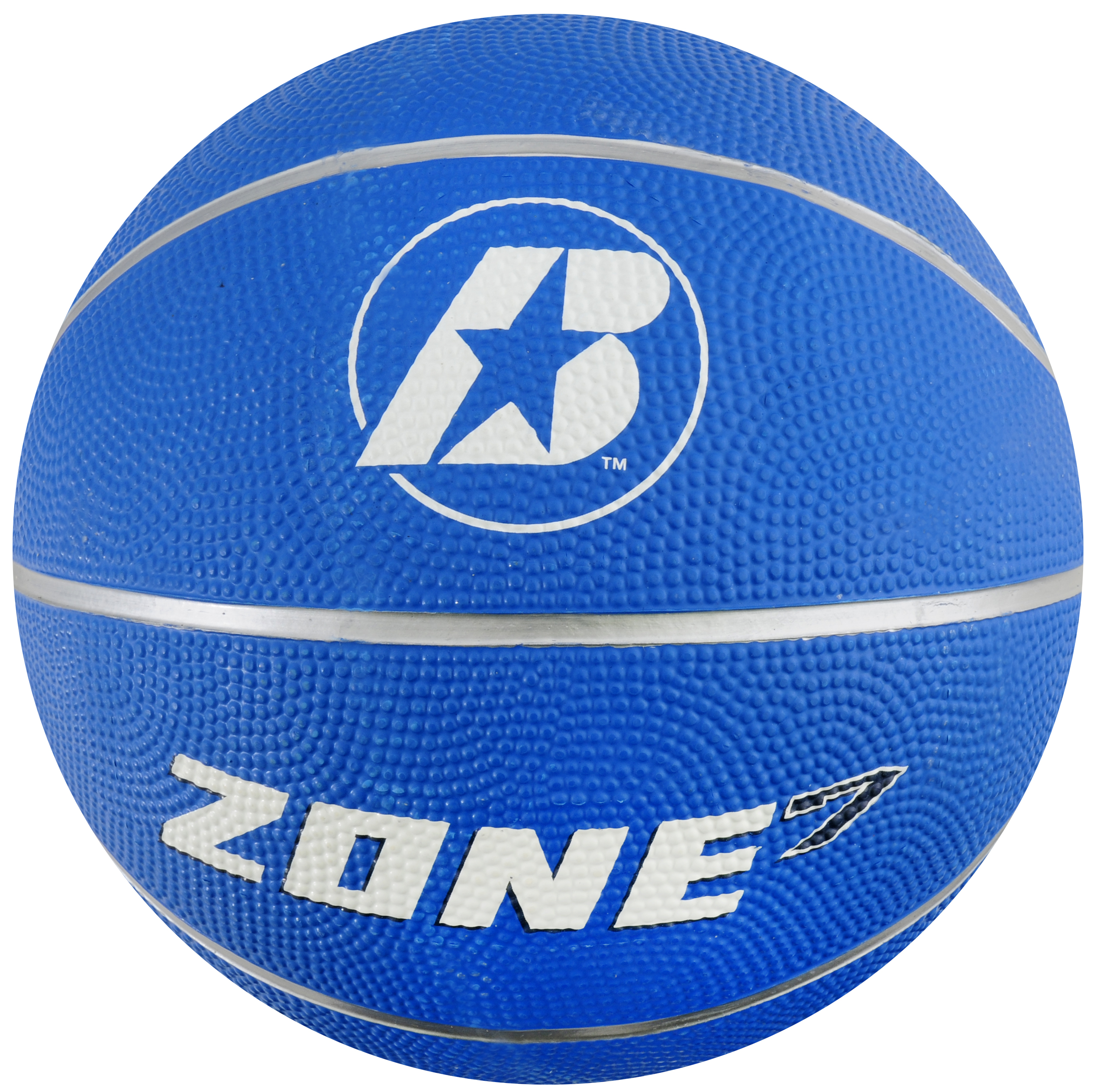 Image of   Baden Sports Zone Basketball - Neon Blue - Size 7