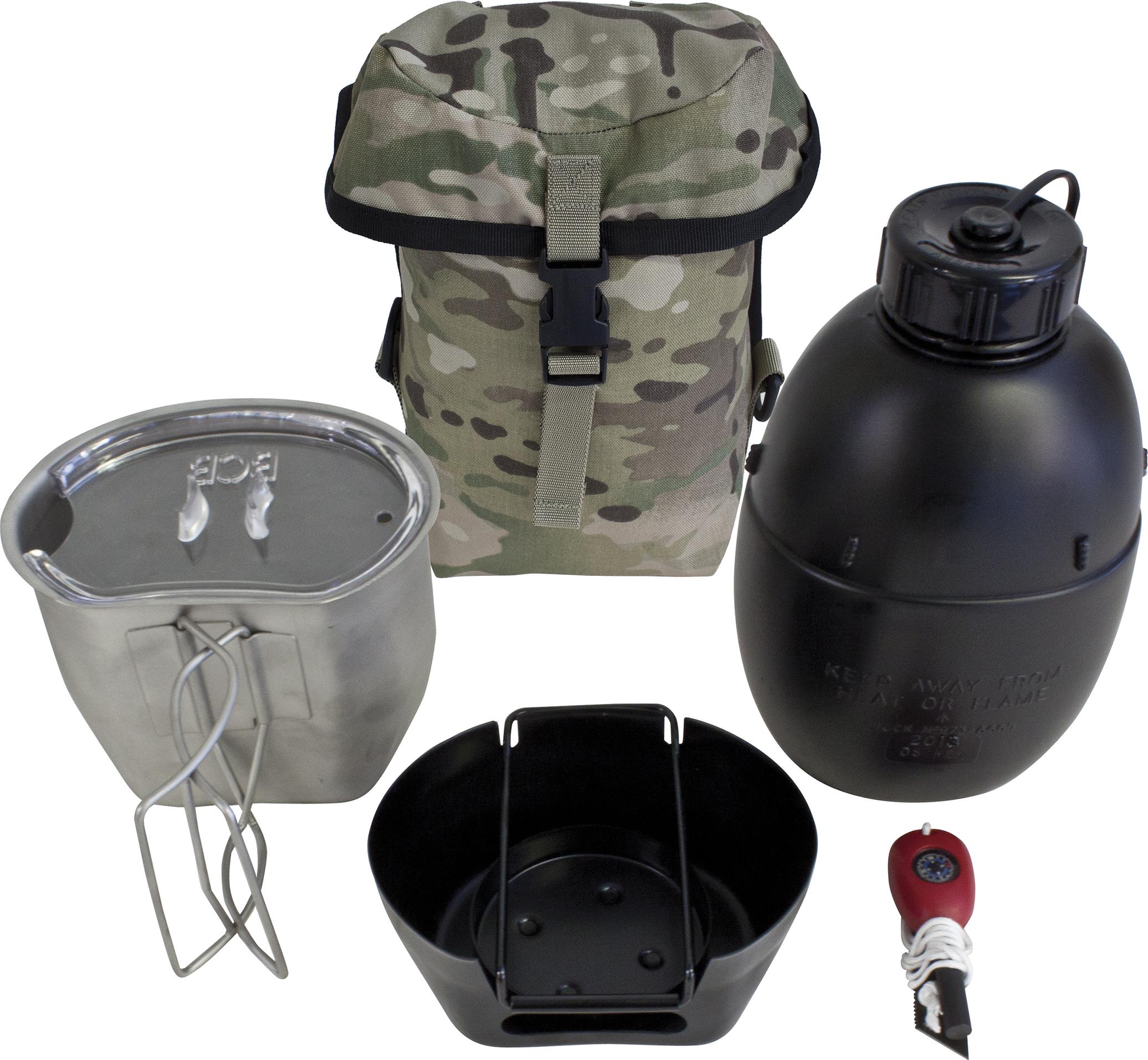 Image of   Bushcraft The Crusader Cooking System I - Sort
