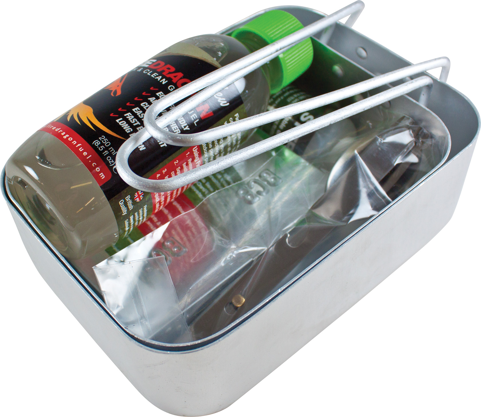 Image of   Bushcraft Outdoor Cooking Set