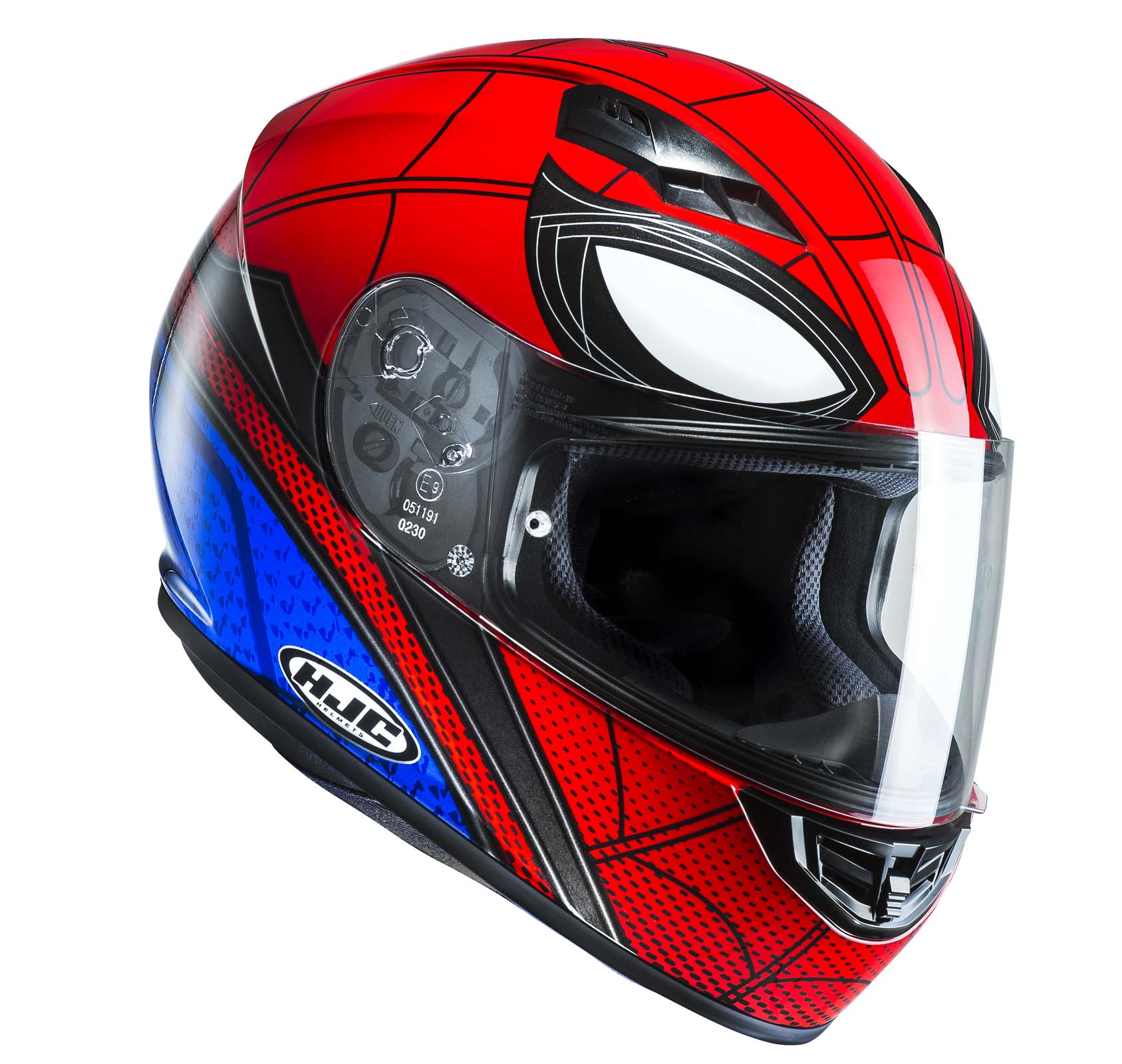 HJC CS - 15 Spiderman Homecoming Motor Helmet