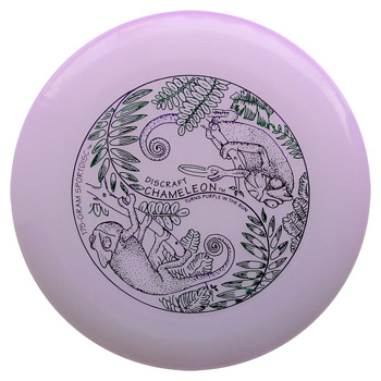 Image of   Discraft Ultra Star Frisbee - Lilac