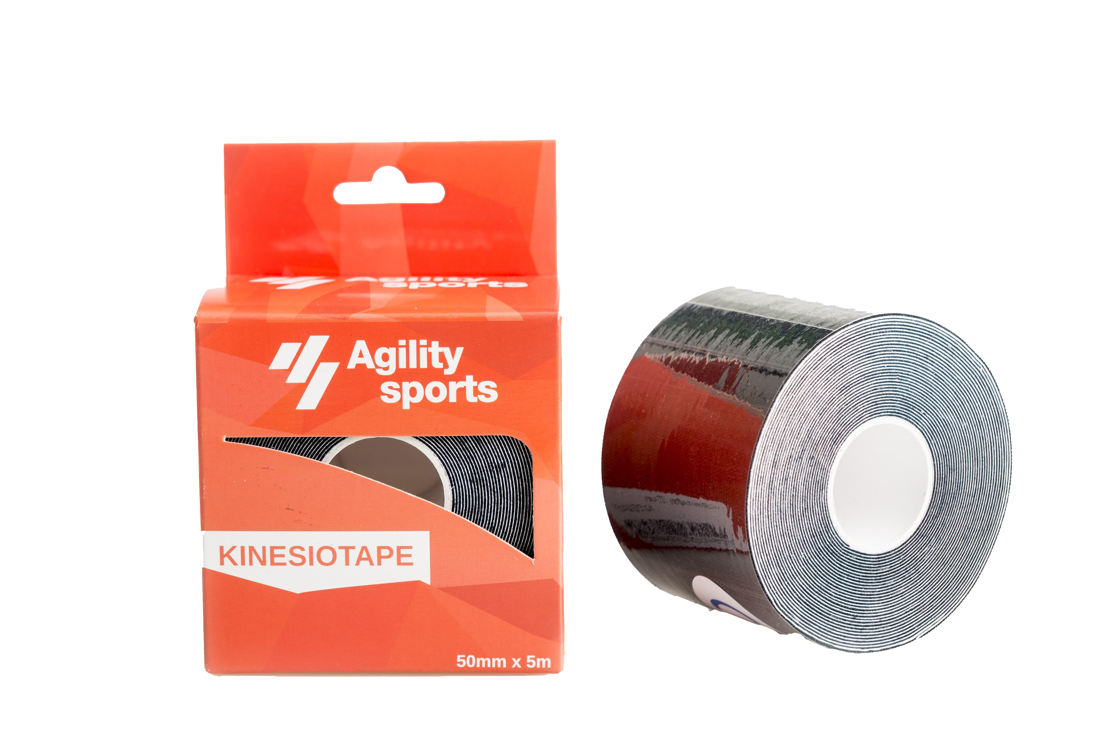 Image of   Agility Sports Kinesio Tape - Black