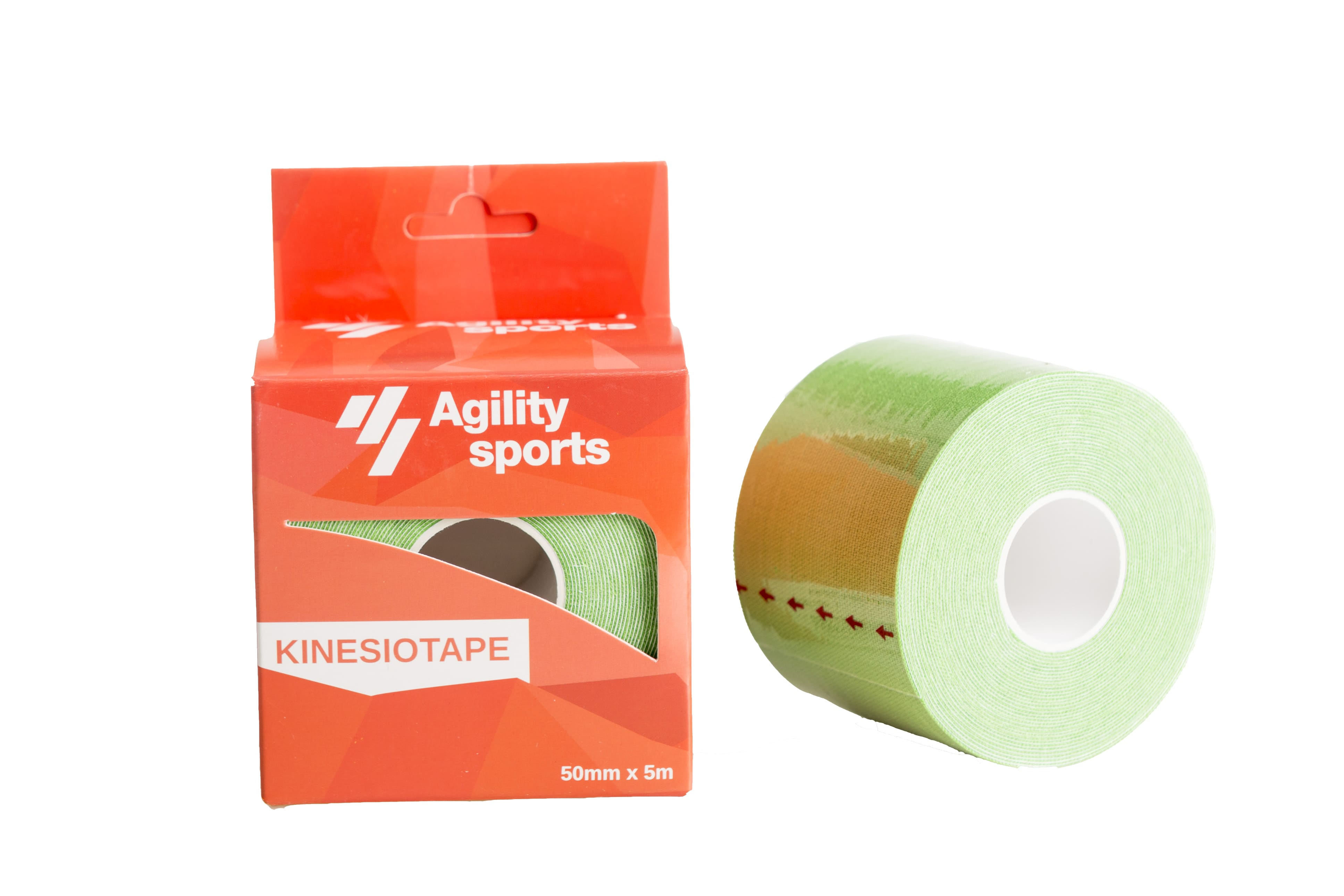 Image of   Agility Sports Kinesio Tape - Green