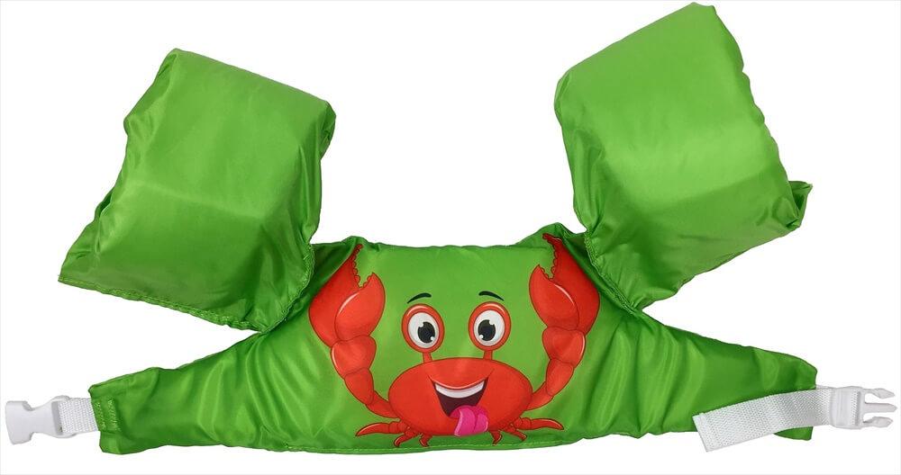 Comfort pool Swimmingvest - Green