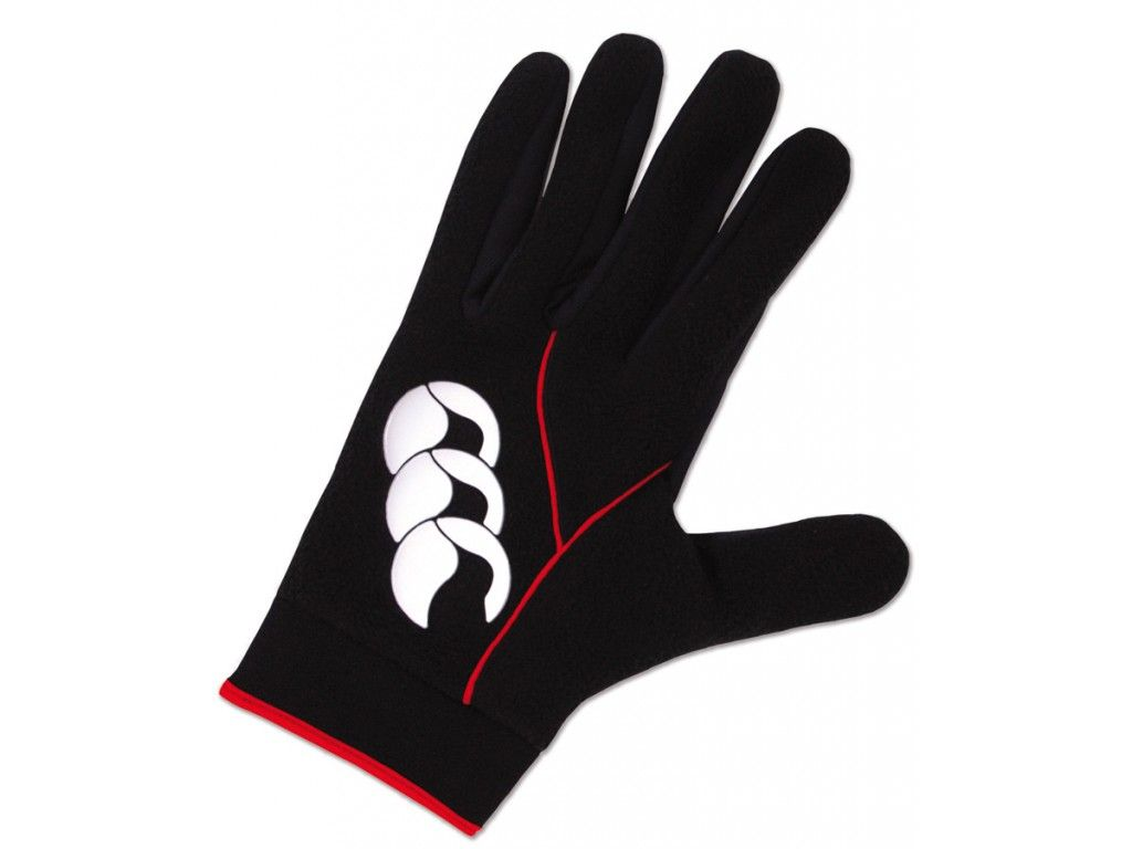 Image of   Canterbury Baselayer Cold Gloves - Uni - Black