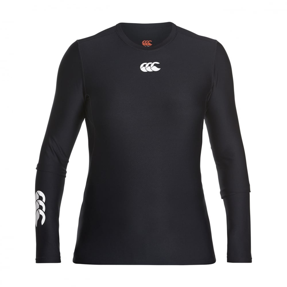 Image of   Canterbury Thermoreg Baselayer Long Sleeve Women - Black - L