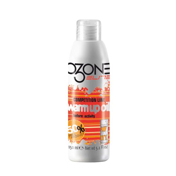 Ozone Care Verwarmende Olie 150ml