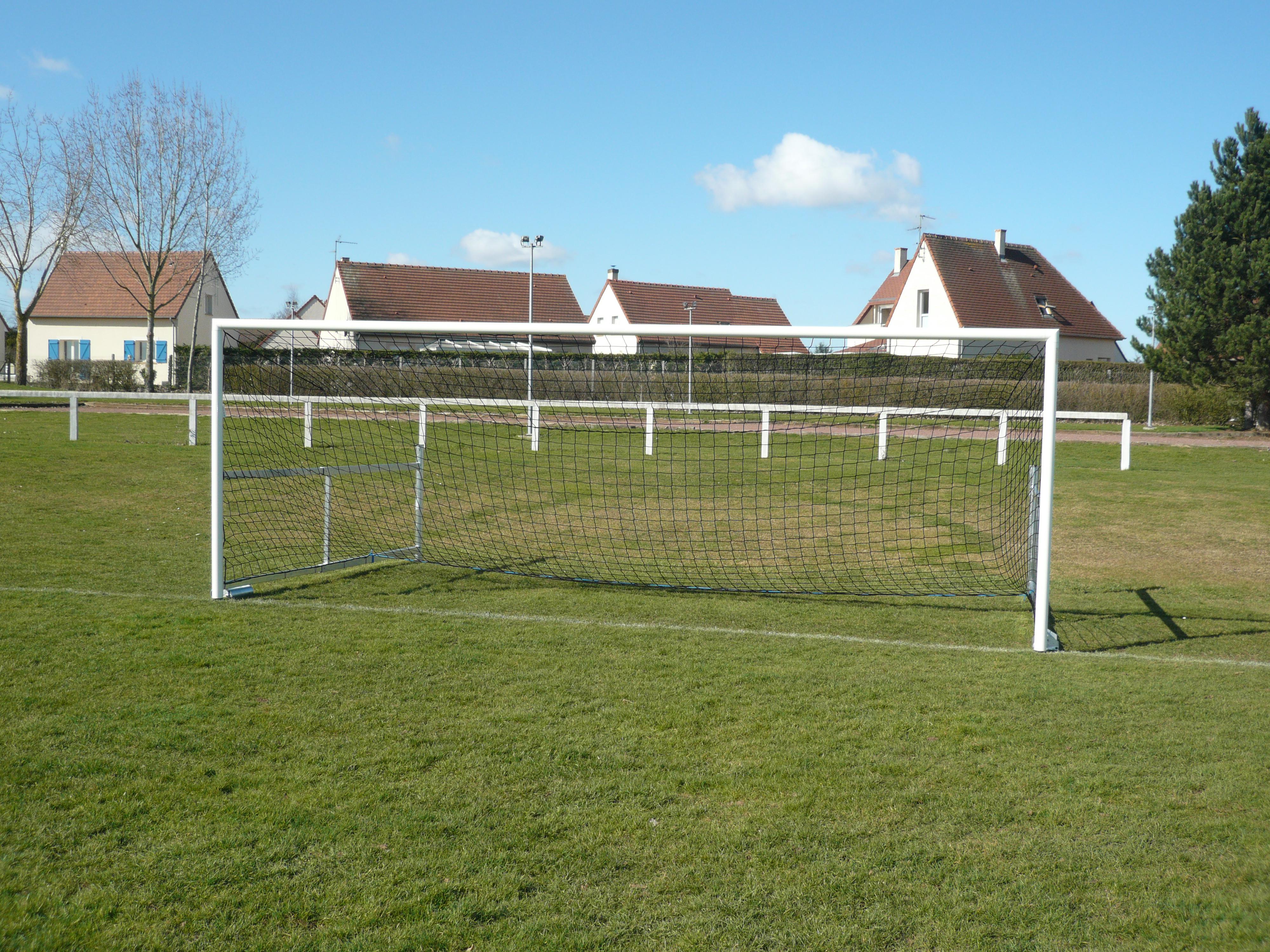 Image of   Camp Nou 2 7-mands Fold Tilbage Mål Stål - 2 stk.