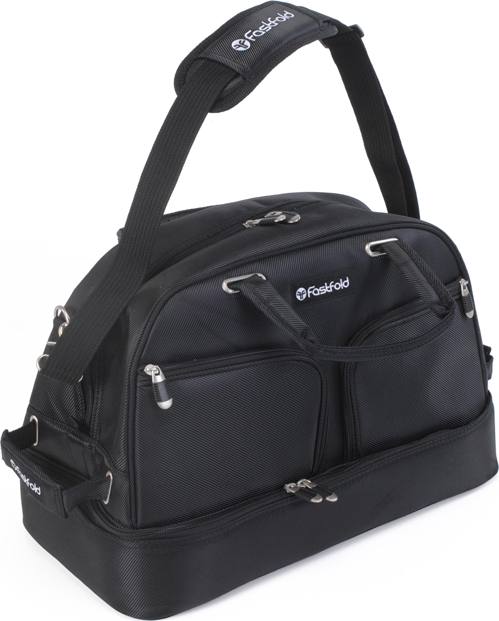 Image of   Fast Fold Duffle Bag - Sort