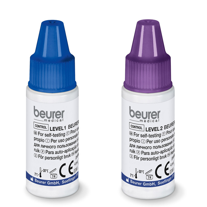 Image of   Beurer Control Solution Level 5 + Level 6 GL42