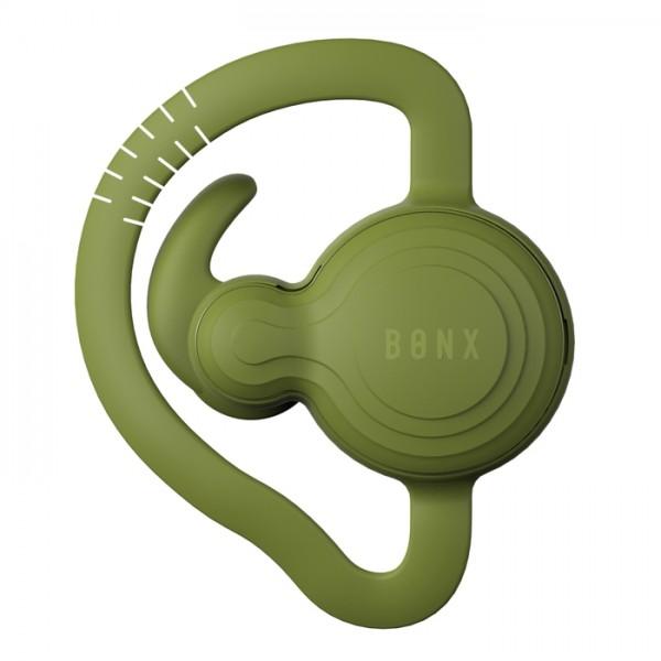 Image of   BONX Group-Talk Bluetooth Earpiece - Green