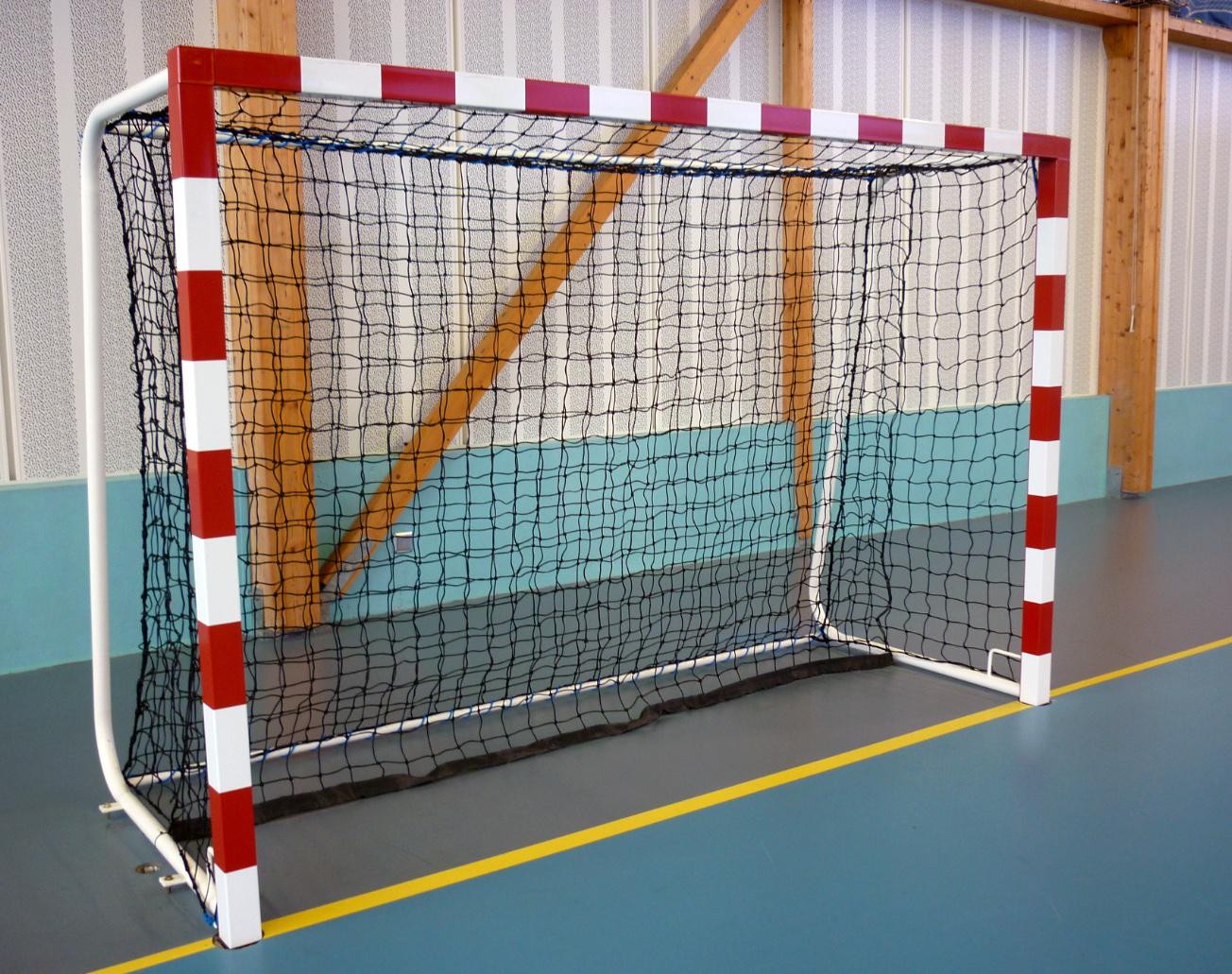 Image of   Handball Mål med Damper Net - 2 stk.
