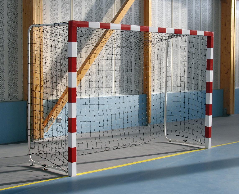 Image of   Aluminium Mobile Handball Goal Sectional 32 mm - 2 stk.